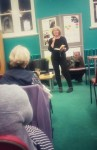 Catherine Fisher Author Talk - click to see the pictures