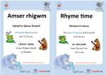 Amser Rhgwm / Rhymetime