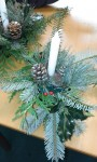Christmas Decoration Workshop - click to see the pictures